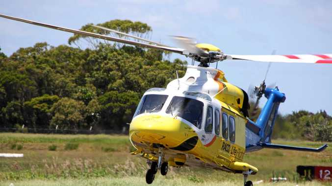 UPDATE #2: Gympie west crash; Boy, 12, woman, 20, airlifted