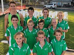 Seals compete with the best at CQ Championships