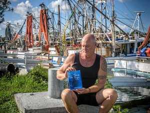 """A privilege to grow old"": Trawler survivor writes book"