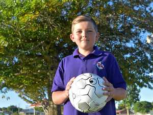 Junior player looking to impress on world stage
