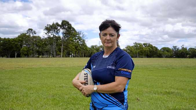 FED UP: Former Australian touch football representative Terri Gilbert has had enough of bullying and personal attacks she receives.