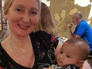 I became a first-time mum at 58