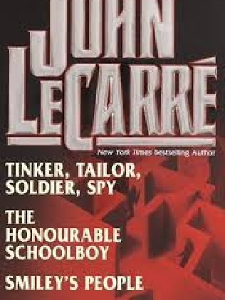 John Le Carre's spy novels were set in the Cold War.