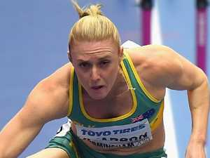 Change of plans for golden girl Pearson