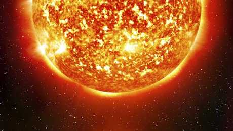 The planet is eventually going to become one big, red-hot fireball.