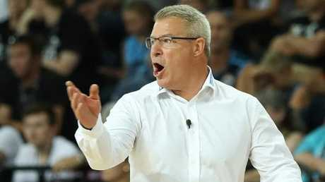 Melbourne United head coach Dean Vickerman was named the NBL's Coach of the Year.