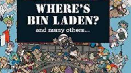 One parent claims their child was sent home from school with a Where's bin Laden book.