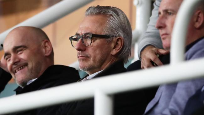 Bert van Marwijk has defensive issues to address in Oslo and London.