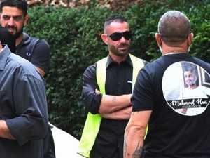 Airport arrest after bikie boss execution
