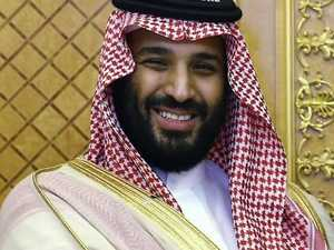 NUCLEAR DESIGNS: Saudi crown prince threatens arms race