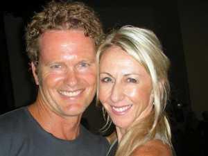 McLachlan's partner breaks silence