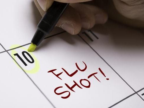 Seven more flu-related deaths reported since last week