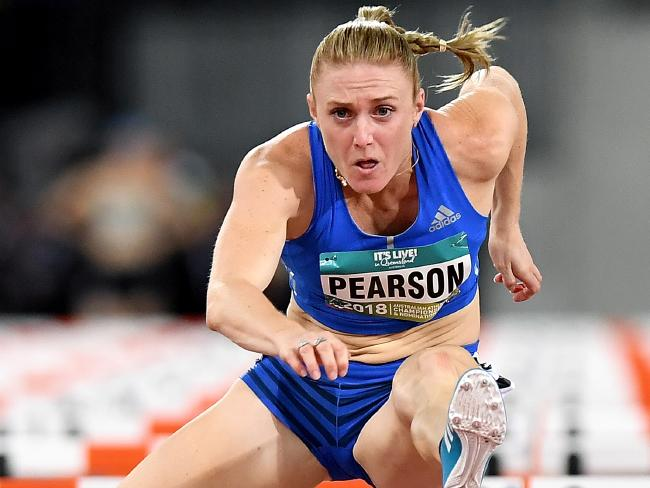 Sally Pearson is a strong favourite for Commonwealth Games gold.
