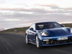 FIRST DRIVE: The plug-and-play Porsche