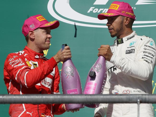 Will Hamilton and Vettel be fighting for the championship again?