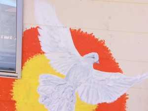 Lake Clarendon Primary School Mural
