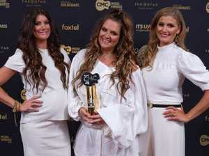 The McClymonts steal the show at CMC Music Awards