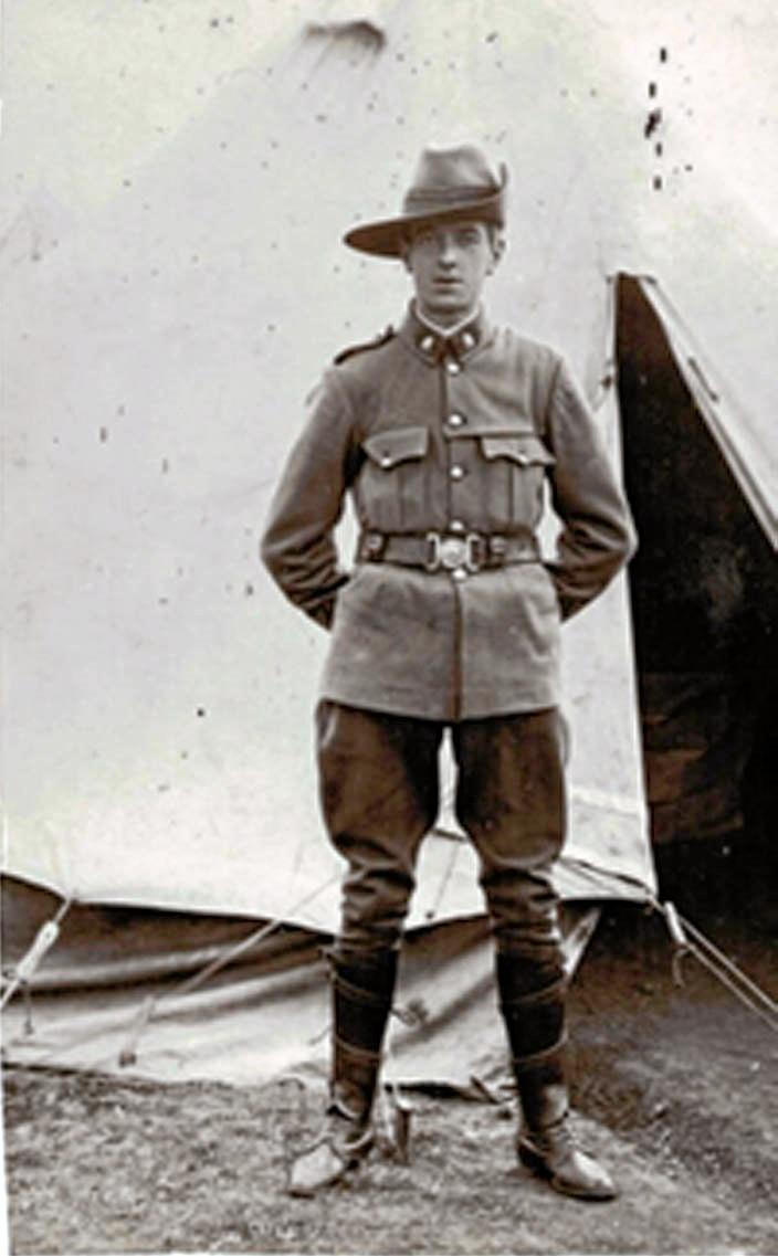 Ivan Molloy's grandfather