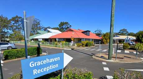 OUTBREAK: There has been an outbreak of gastro at the Gracehaven nursing home. Photo: Zach Hogg / NewsMail