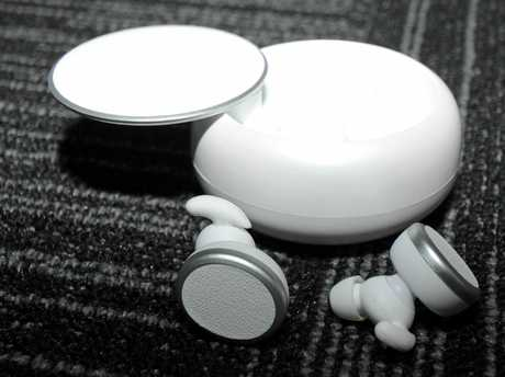 PaMu's wireless earbuds can be paired to just about all bluetooth devices.