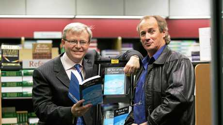 Once a key supporter of his political campaign, Ivan Molloy says Kevin Rudd was one of many political colleagues who deserted him.