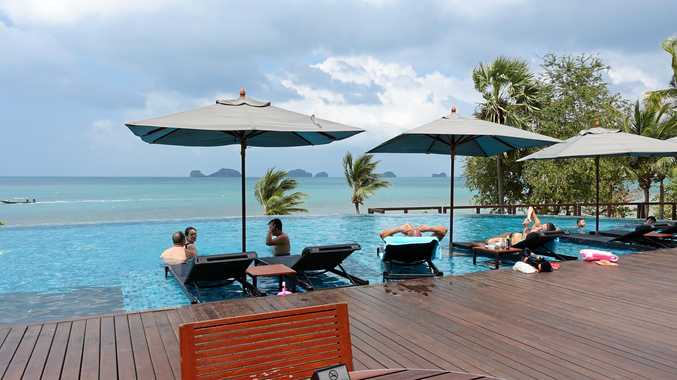 Get used to pampering, Thai-style