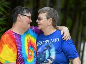 Bloss and Thelma to marry after 30-year wait