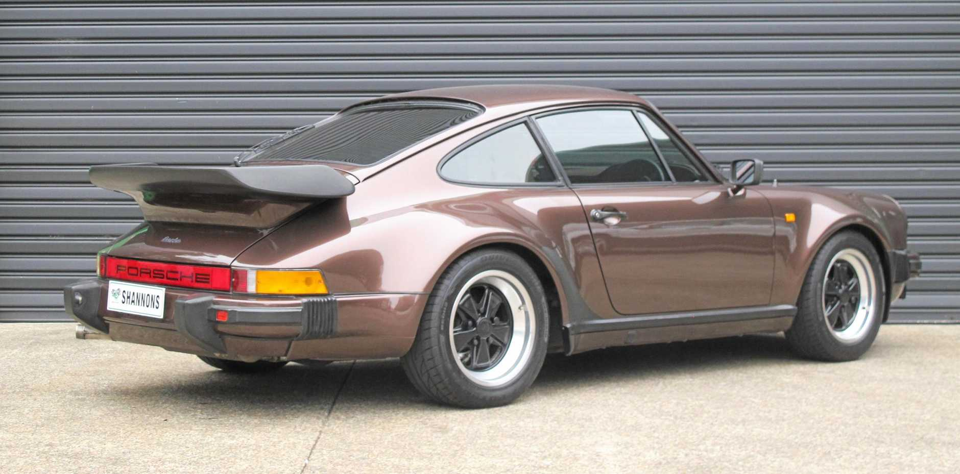The Australian-delivered, low kilometre 1982 Porsche 930 Turbo Coupe sold for $181,000.