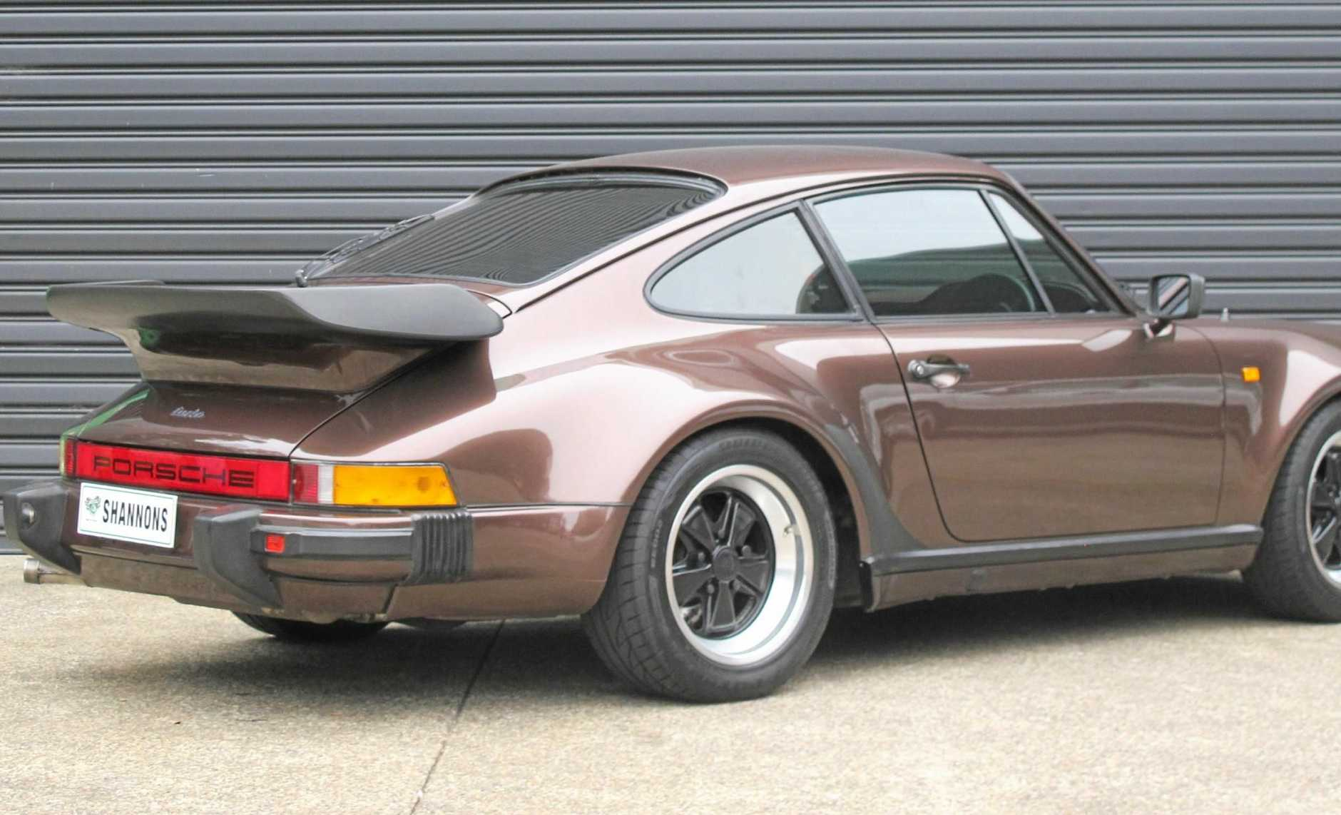 This Australian-delivered, low kilometre 1982 Porsche 930 Turbo Coupe sold for a 'world-market' $181,000