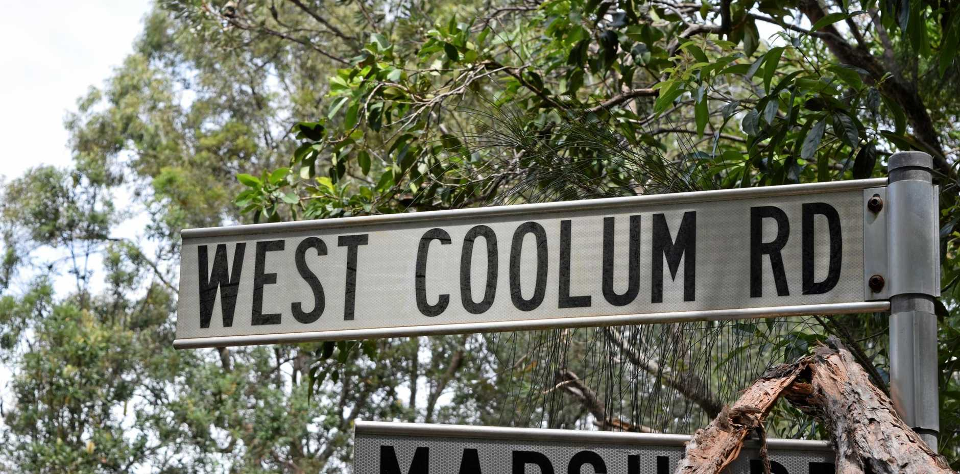 A West Coolum Road property owner is fighting an enforcement notice to clear fill from her land.