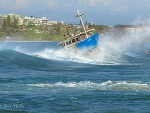 Fishers can finally get back to work after gale force winds