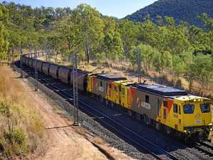 QRC blasts Aurizon for still being on the wrong track
