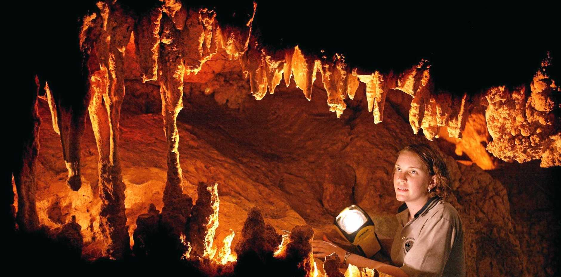 The Capricorn Caves placed 66th in Queensland's Ultimate 100 Bucket List experience list.
