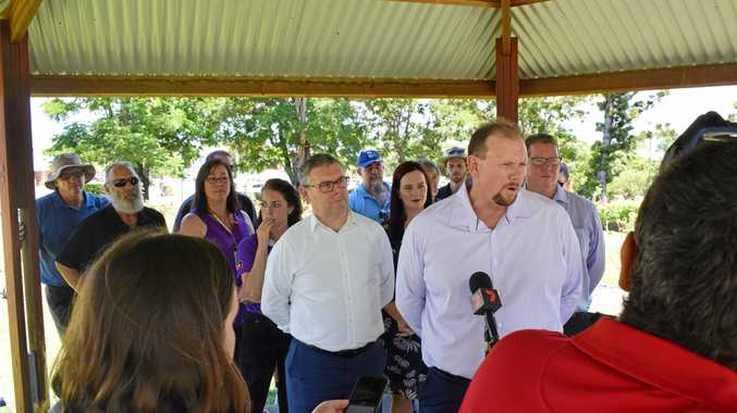 Labor demands feds cough up funding for CQ's hospitals