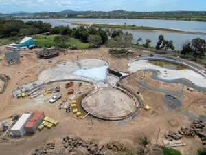 Flashback: 10 years since construction of Bluewater Lagoon