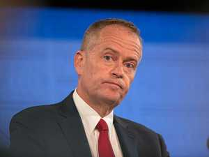 Labor leader's short on courage