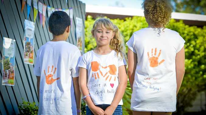 'It takes a whole army to stop bullying': Gladstone teachers