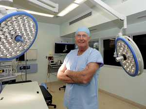 Surgeon winds down after 33 years of being on-call