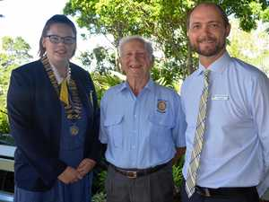 Immanuel students grateful for Rotarian's mentoring