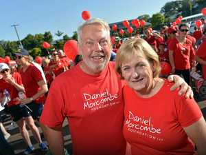 Bruce and Denise Morcombe visit Gympie next week