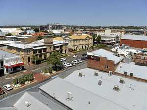 Why shopper numbers in Toowoomba CBD are dropping
