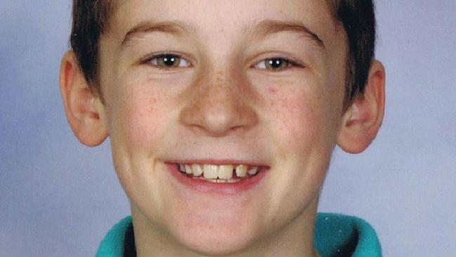 Riley Angus Moon, 10, was tragically killed in a scooter accident on February 23 this year.