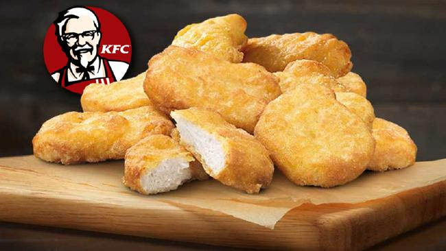 WATCH: Man bites into maggot-infested KFC chicken
