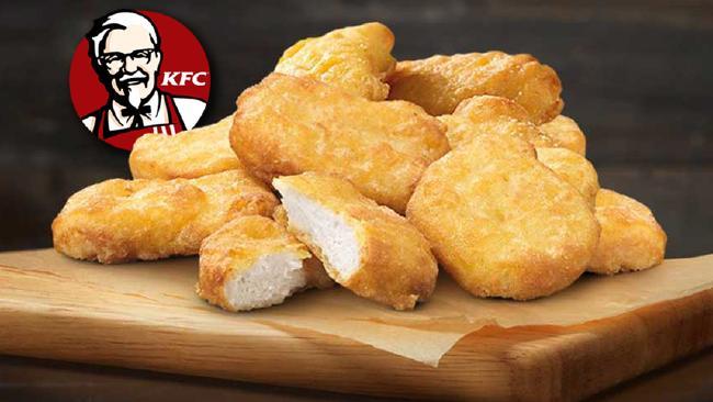 WATCH: Man bites into maggot-infested KFC chicken