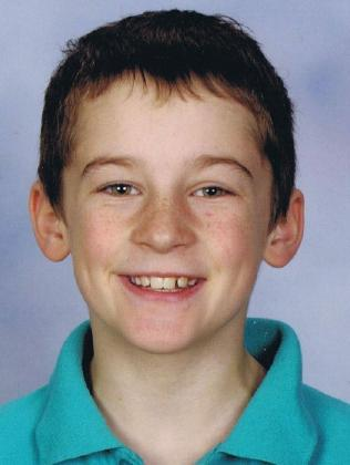 Riley was just 10 when he was last month killed in a freak accident.