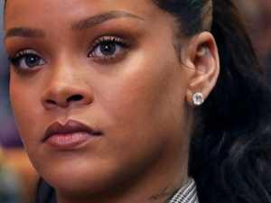 Rihanna snaps over Chris Brown assault 'joke'