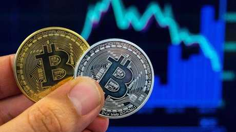 Bitcoin has more than halved in value since December. Picture: Jack Guez/AFP