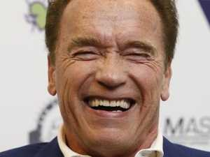 Arnie's incredibly simple trick for staying fit