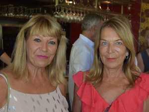 Lynn Bray and Vallory O'Donohue.