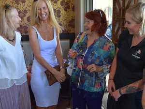 Chris Todhunter, Lorraine Smith, Ronda Quinn and